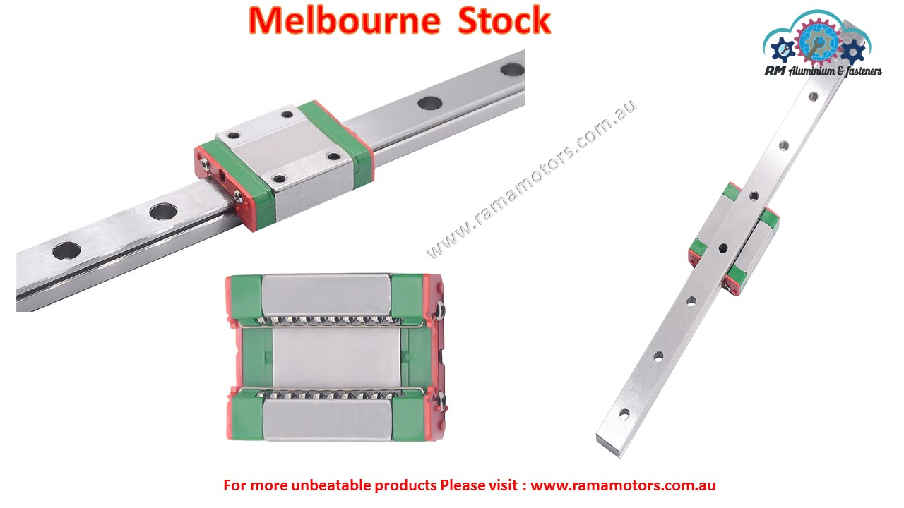 CNC part MR12 12mm linear rail guide MGN12 length 800mm with mini MGN12C linear block carriage miniature linear motion guide way